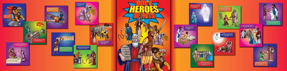 Slider God's Heroes of Faith